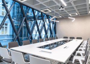 Zdjęcia architektury wnętrz biur firm i budynków