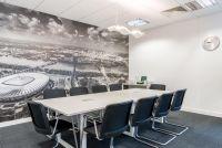 Zdjęcia wnętrz biur budynków dla developera na stronę www
