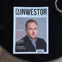 Sesja wizerunkowa - zdjęcie na okładkę czasopisma