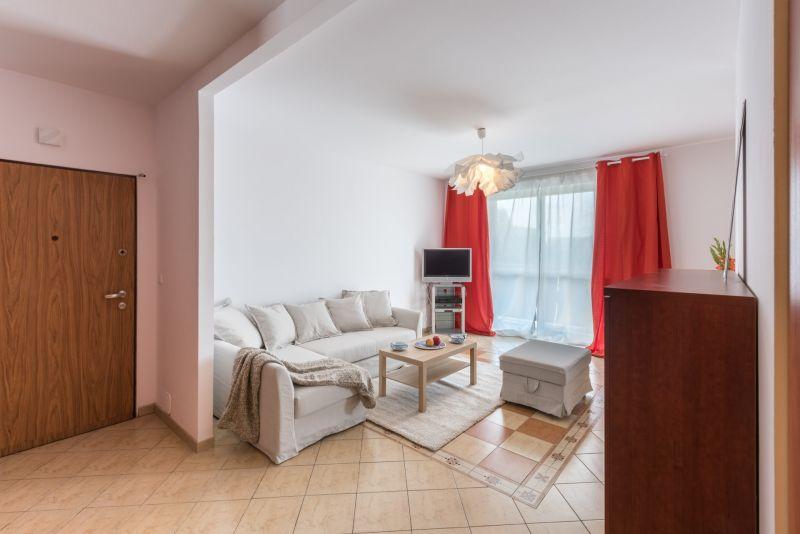 Wnętrze mieszkania na wynajem