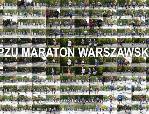 (foto) Maraton Warszawski PZU