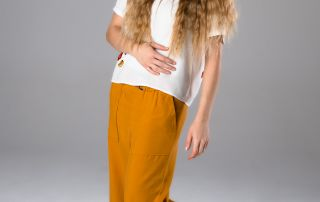 Lookbook fotografia modowa odzieżyi