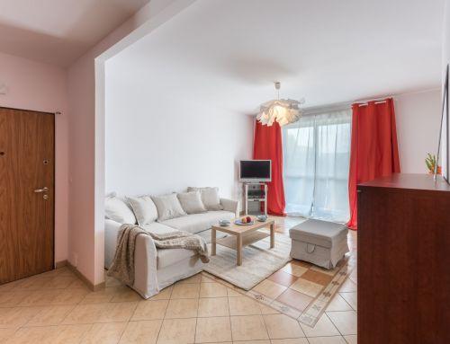 Sesja fotograficzna wnętrza mieszkania