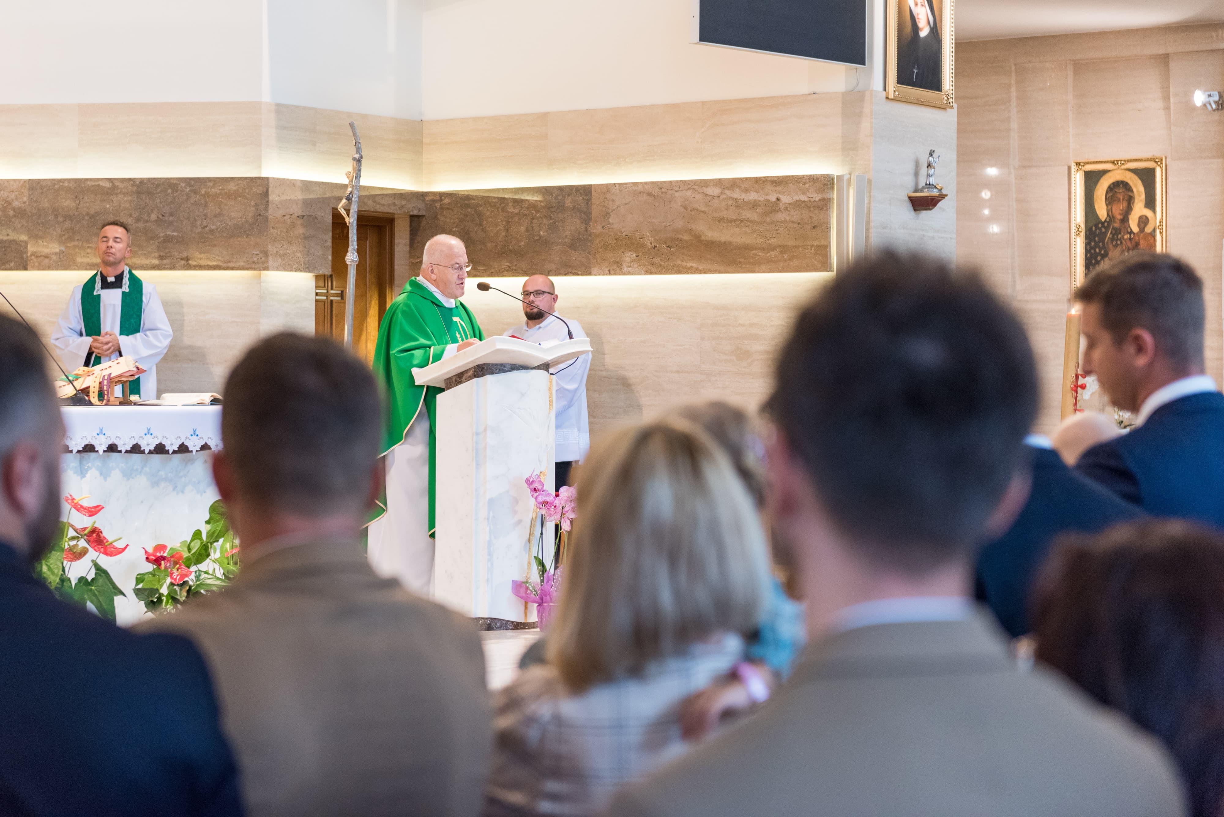 fotograf na chrzest kościół zdjęcia Warszawa Jacek Daszewski