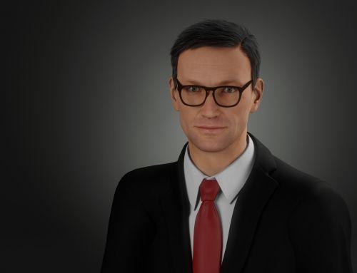Zdjęcia headshots korporacyjne portrety